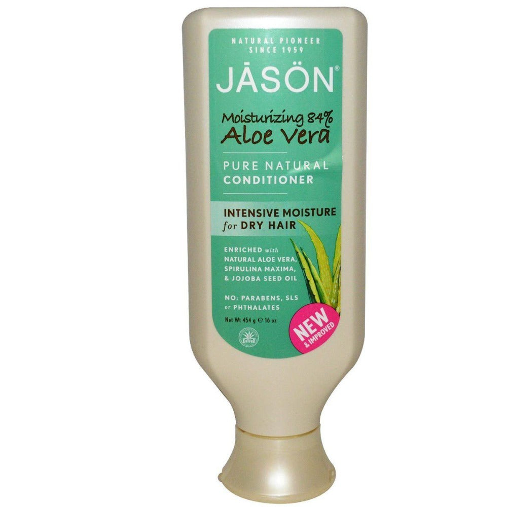 Jason Aloe Vera Conditioner 16 Oz Personal Care Jason  (1057907179563)