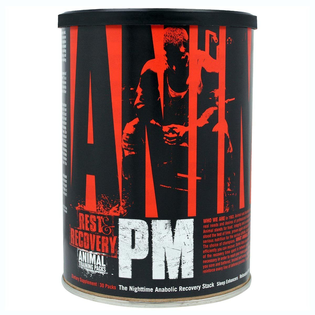 Universal Animal PM 30 Packs Testosterone Boosters Universal  (1058293284907)