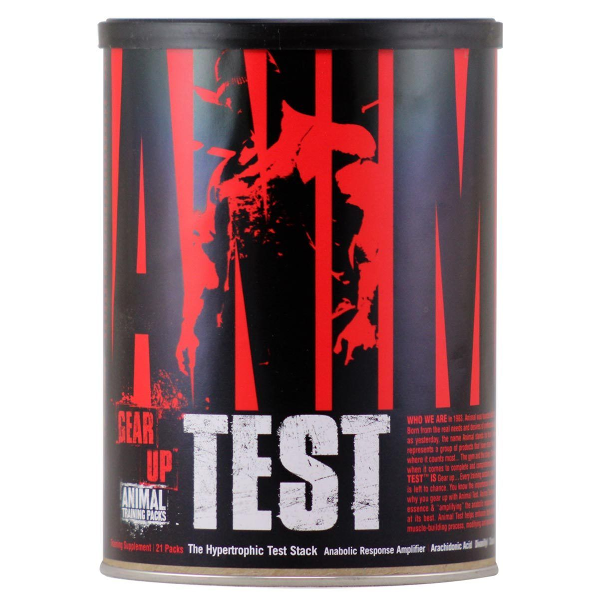 Universal Animal Test 21 Packs Testosterone Boosters Universal  (1058113683499)