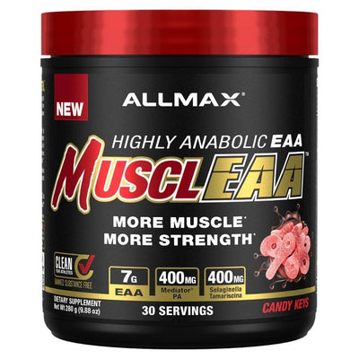 Allmax MusclEAA 30/sv Amino Acids Allmax Nutrition Candy Keys