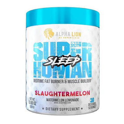 Alpha Lion Super Human Sleep 30/sv Specialty Health Products Alpha Lion Slaughtermelon  (4607559270465)