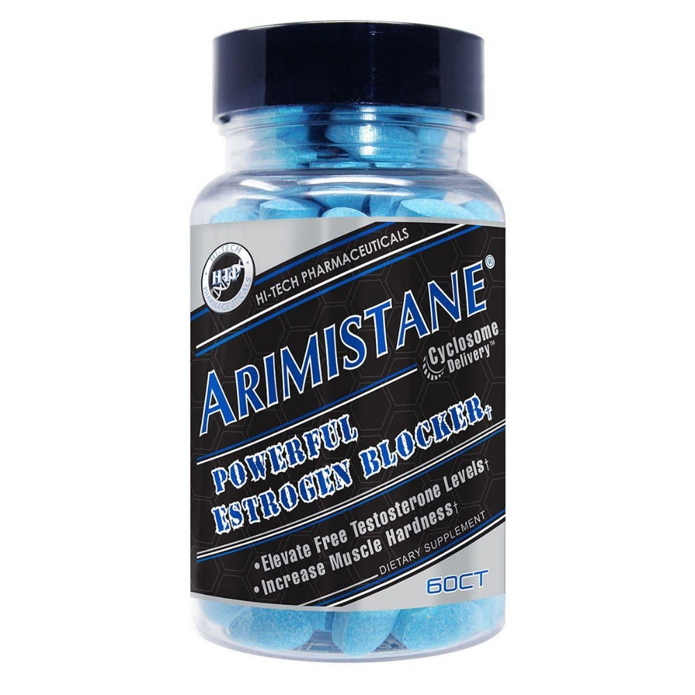 HI-TECH PHARMACEUTICALS ARIMISTANE 60CT (WAS ARIMIPLEX) Testosterone Boosters Hi-Tech Pharmaceuticals  (1059244015659)