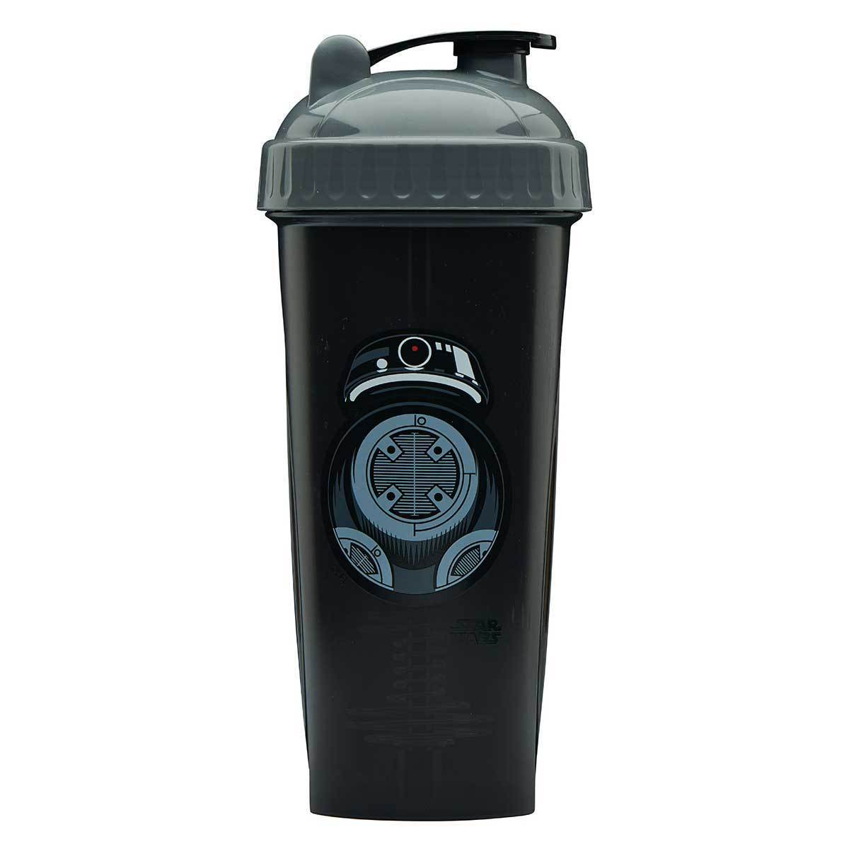 Star Wars BB-9E Shaker Bottle 28oz Fitness Accessories and Apparel PerfectShaker  (1059338387499)
