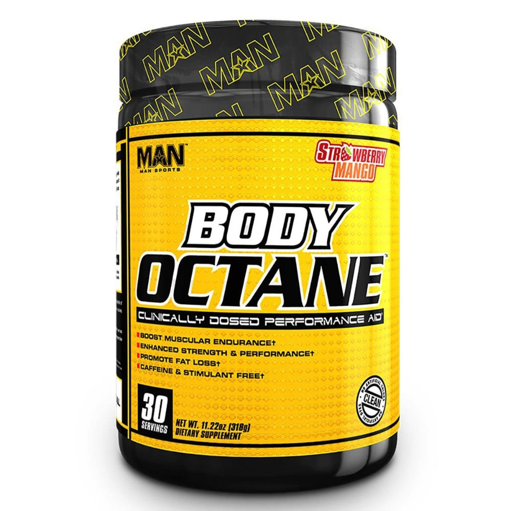 MAN Body Octane 30 Servings Pre-workout MAN  (1058760196139)