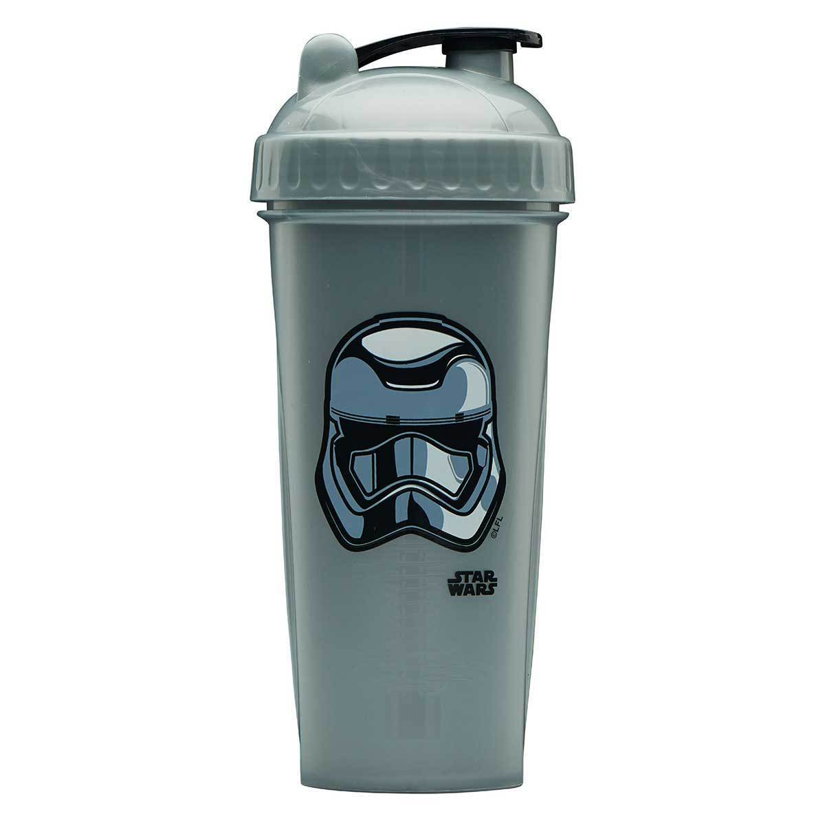 Star Wars Captain Phasma Shaker Bottle 28oz Fitness Accessories and Apparel PerfectShaker  (1059338649643)