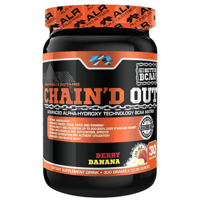 ALRI (ALR Industries) Chain'd Out 30 Servings Amino Acids ALRI (ALR Industries) Berry Banana  (1059273441323)