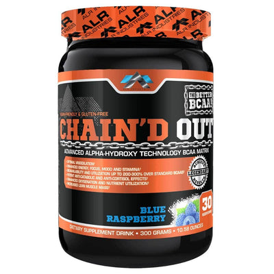 ALRI (ALR Industries) Chain'd Out 30 Servings Amino Acids ALRI (ALR Industries) Blue Raspberry  (1059273441323)