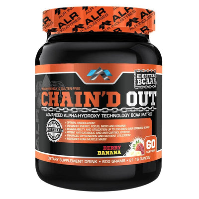 ALRI (ALR Industries) Chain'd Out 60 Servings Amino Acids ALRI (ALR Industries) Berry Banana  (1058642296875)