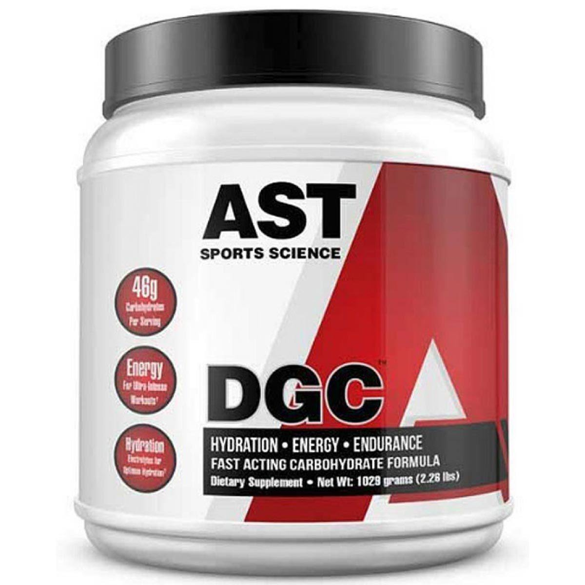 AST DGC (Dextrorotatory Glucose Crystals) 1000 grams Sport Performance / Recovery AST  (1058007449643)
