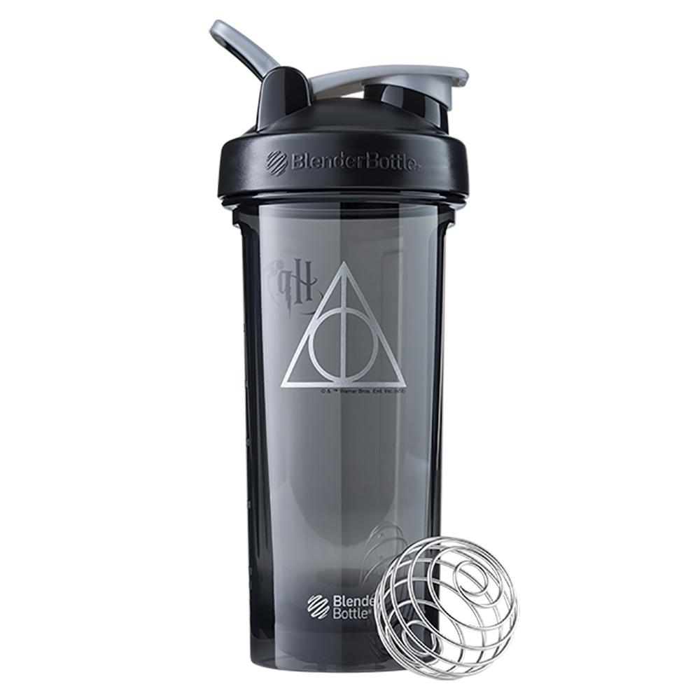 Hogwarts Blender Bottles 28oz Apparel Accesories Books Blender Bottle DEATHLY HALLOWS  (1574343082027)