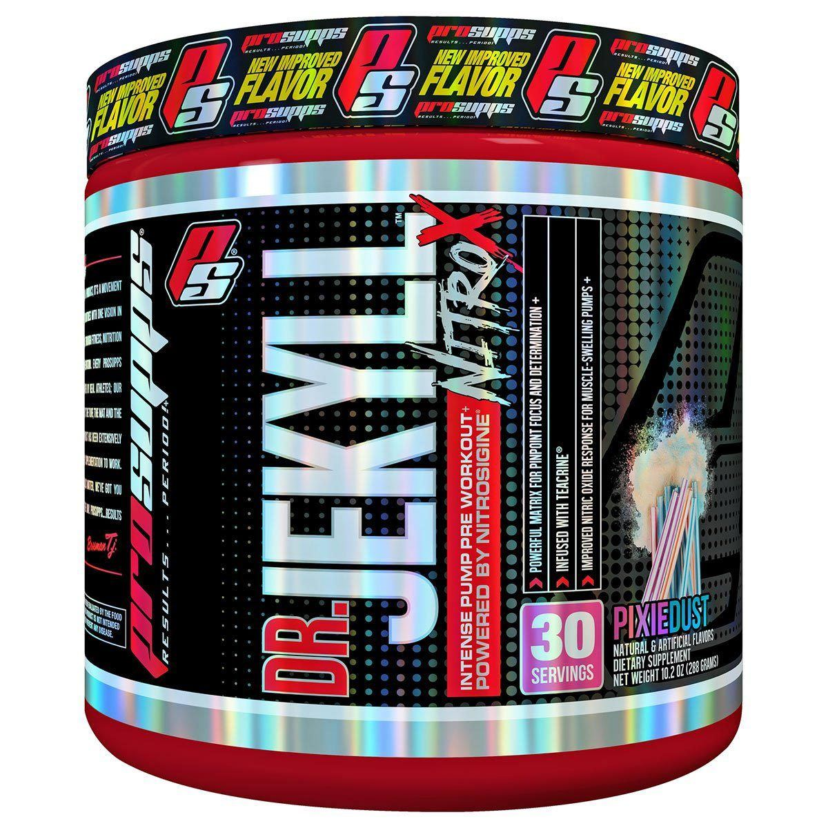 Pro Supps Dr Jekyll Nitro X Pre Workout