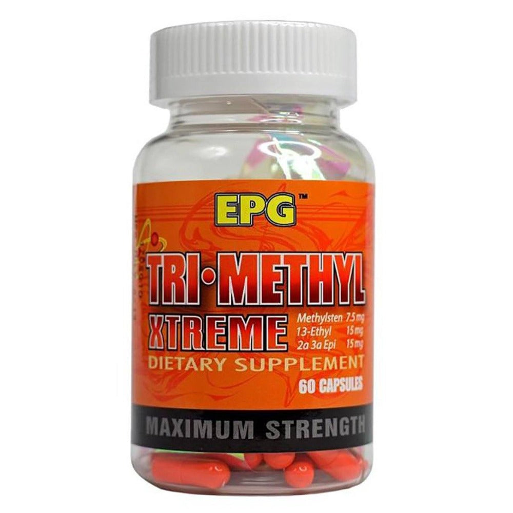 EPG Tri-Methyl Xtreme 60 Caps Discontinued EPG  (1059071557675)