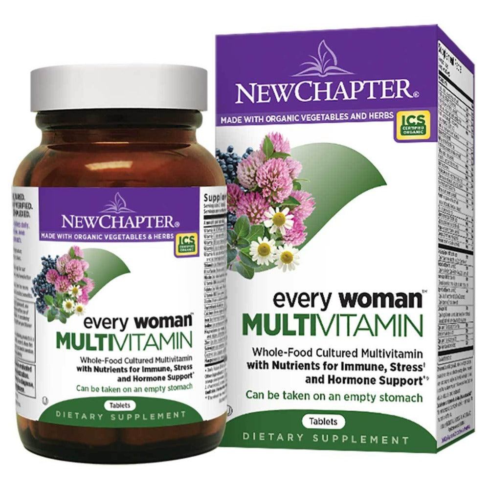 New Chapter Every Woman 24 Tabs New Chapter  (1058730475563)