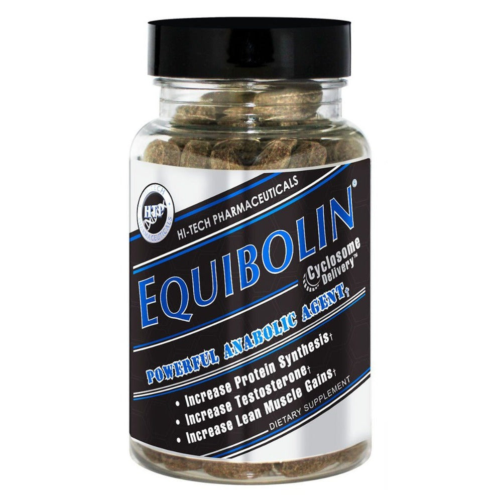 Hi-Tech Pharmaceuticals Equibolin 60CT Testosterone Boosters Hi-Tech Pharmaceuticals  (1059208101931)