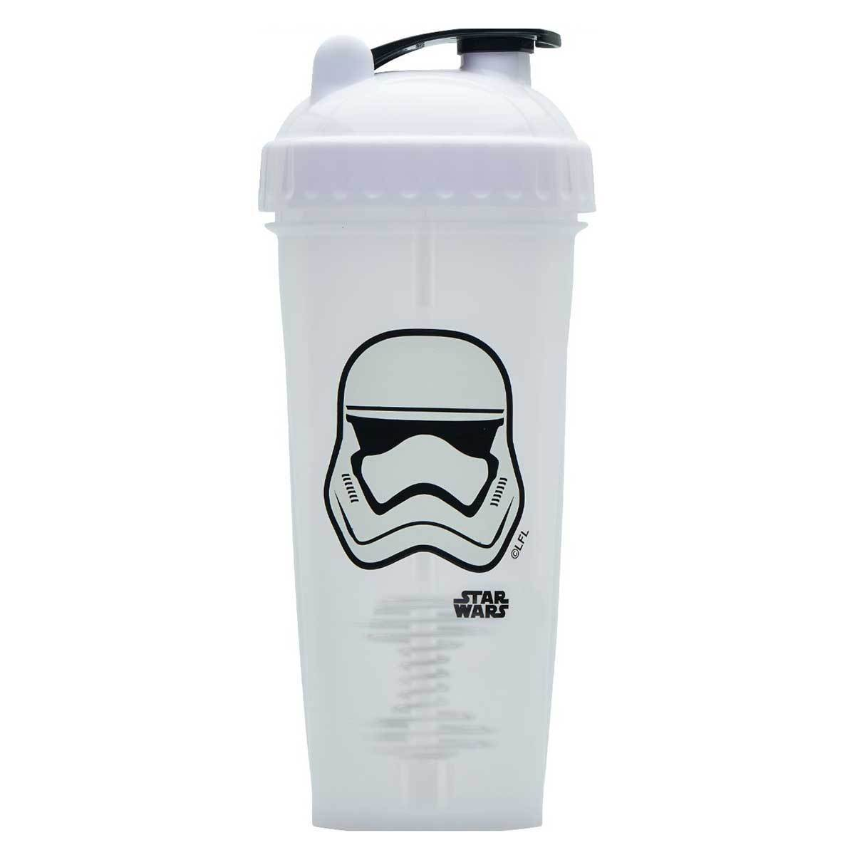 Star Wars First World Order Stormtrooper Shaker Bottle 28oz Fitness Accessories and Apparel PerfectShaker  (1059338027051)