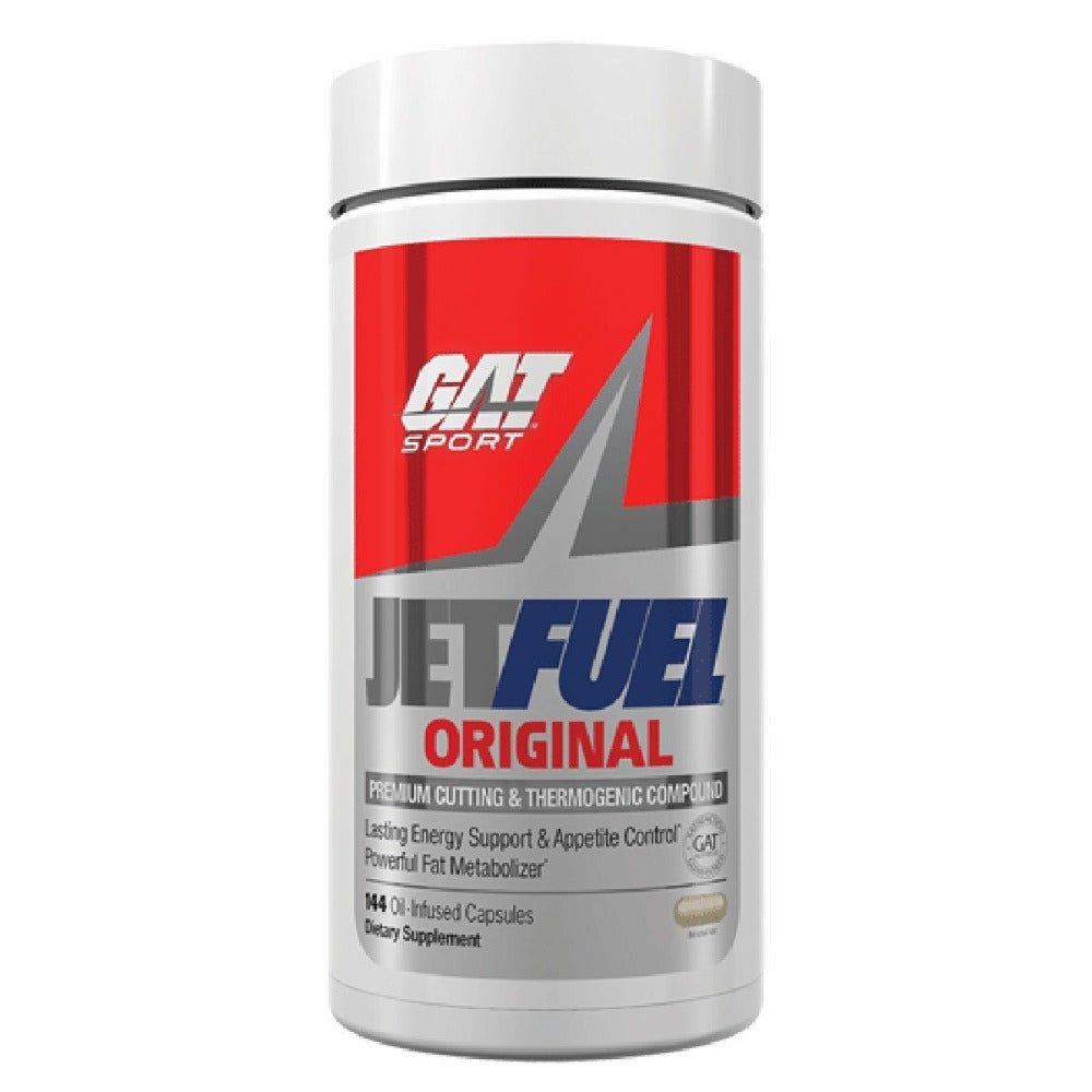 GAT JETFUEL Oil Infused 144C Fat Burner GAT  (1399374315563)