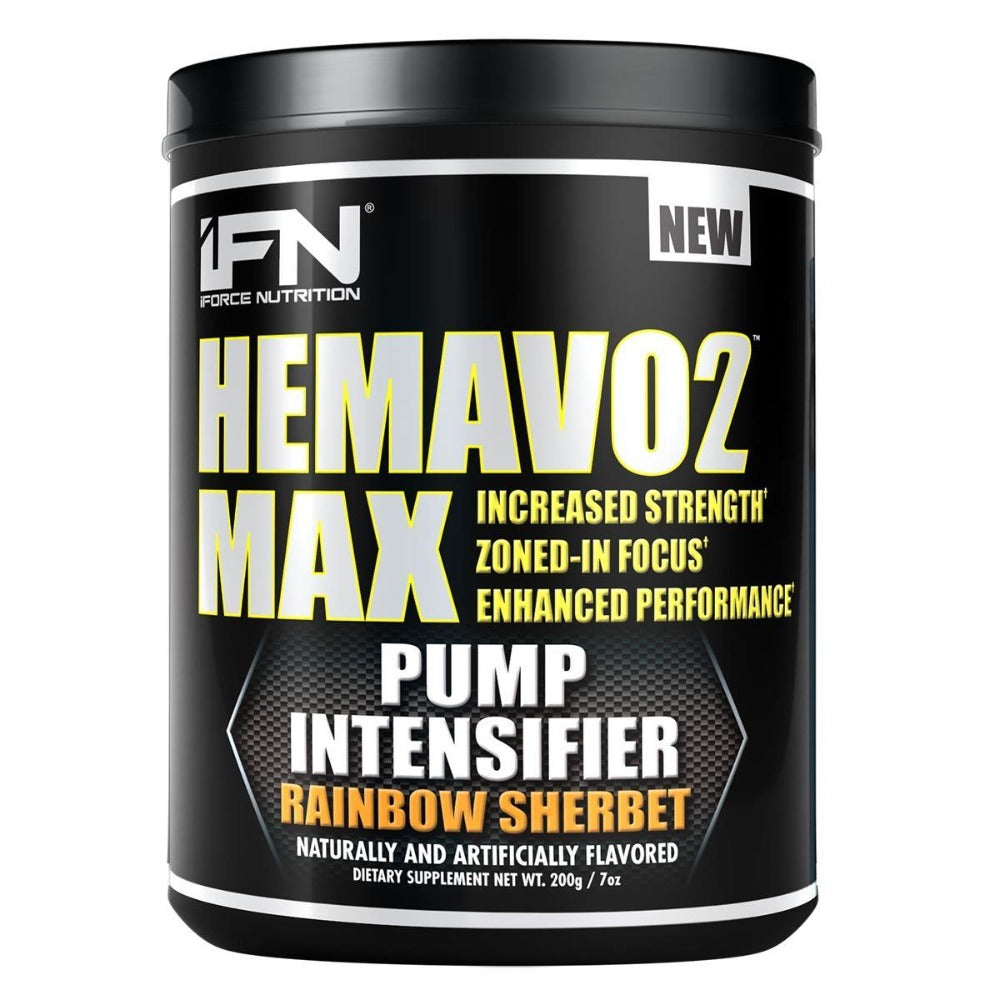 IFORCE Hemavo2 Max 25 Servings Pre-workout IFORCE  (1059094331435)