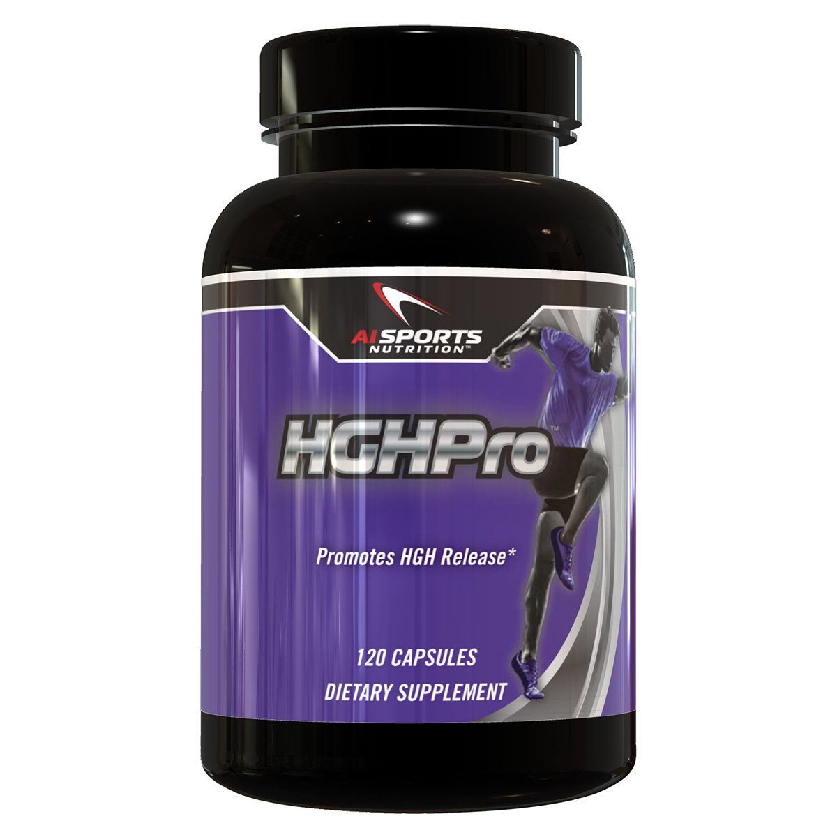 AI Sports Nutrition - HGH Pro 120 Caps Sports Performance & - Recovery AI Sports Nutrition  (1399374413867)