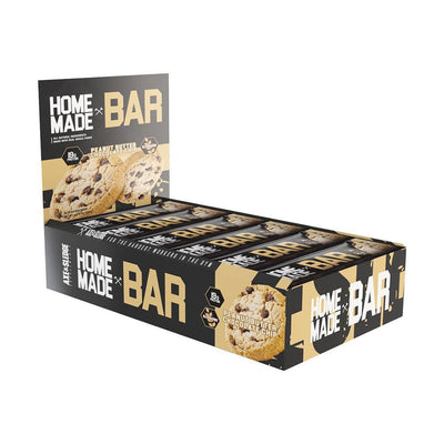 Axe and Sledge Home Made Bar 12/box Bars AXE & SLEDGE Peanut Butter Chocolate Chip