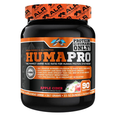 ALRI (ALR Industries) Humapro 90 Servings Amino Acids ALRI (ALR Industries) Apple Cider  (1059273605163)