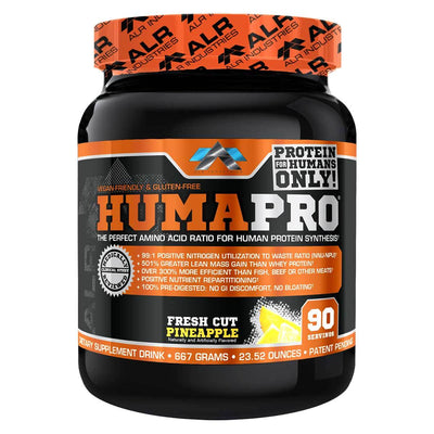 ALRI (ALR Industries) Humapro 90 Servings Amino Acids ALRI (ALR Industries) Pineapple  (1059273605163)