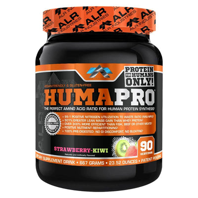 ALRI (ALR Industries) Humapro 90 Servings Amino Acids ALRI (ALR Industries) Strawberry Kiwi  (1059273605163)
