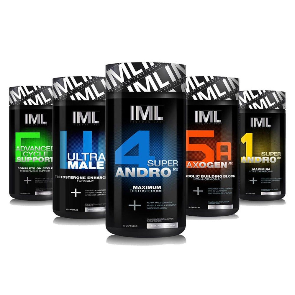 Ironmag Labs Super Mass & Power Stack Prohormones, Andro & Support IronMag Labs  (1161914646571)