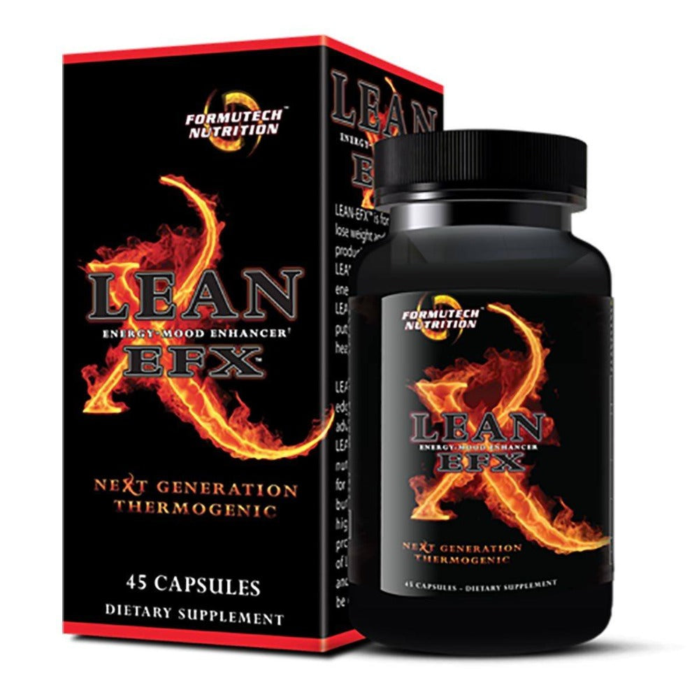 Formutech Nutrition Lean EFX 45 Caps Diet/Energy Formutech Nutrition  (1059236249643)