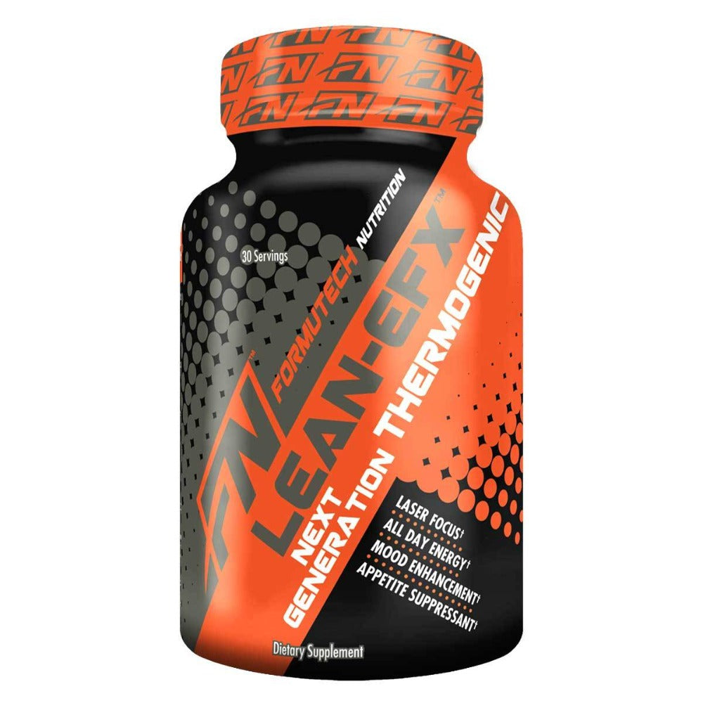Formutech Nutrition Lean EFX Refined 60 Caps Diet/Energy Formutech Nutrition  (1058734342187)