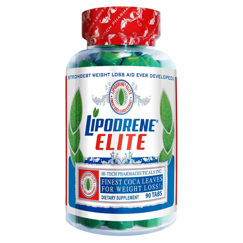 Hi Tech Pharmaceuticals Lipodrene Elite 90 Tabs Top 50 Hi-Tech Pharmaceuticals  (1059275112491)