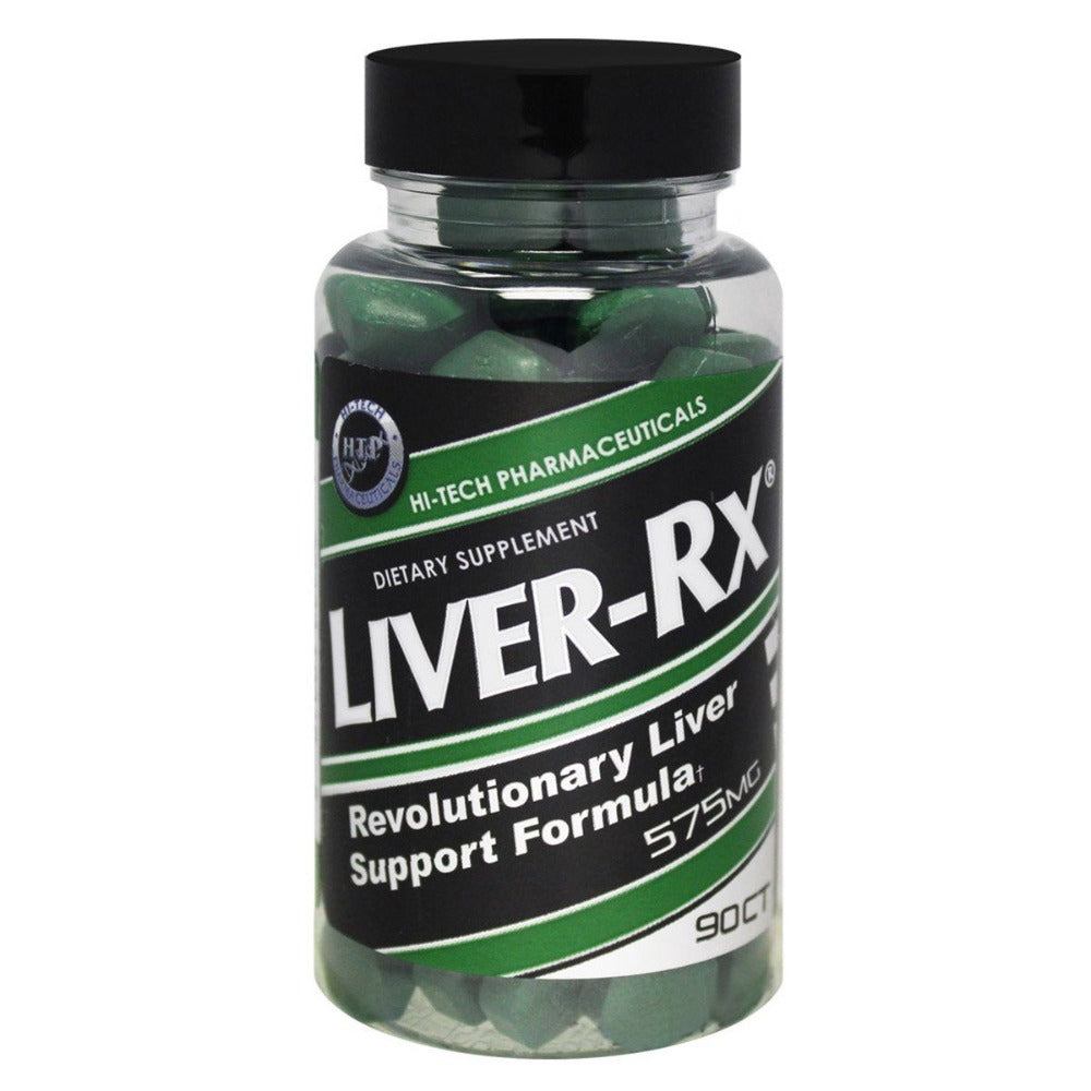 Hi-Tech Pharmaceuticals Liver-Rx 90 Tabs Other Supplements Hi-Tech Pharmaceuticals  (1058829008939)