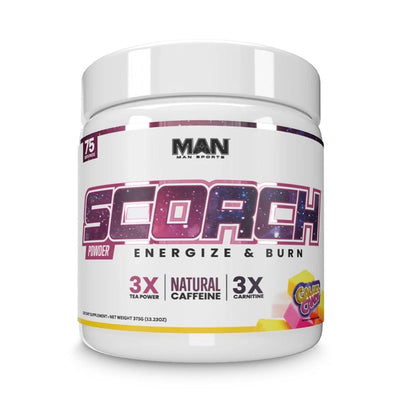 MAN Scorch 75/sv Fat Burner MAN Galaxy Candy  (4534540730433)