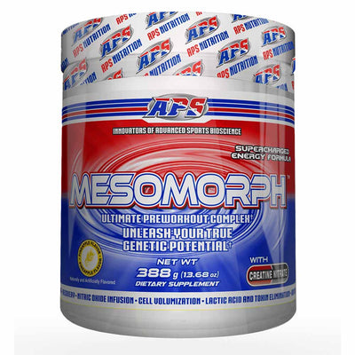 APS Nutrition Mesomorph Pre-Workout 388 Grams APS Nutrition Pineapple Flavor  (1058787360811)