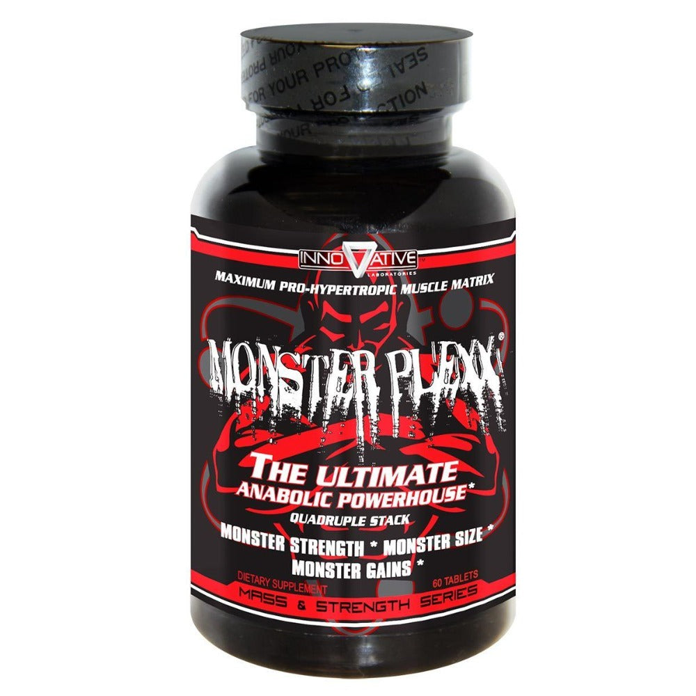 Innovative Labs Monster Plexx 60 Tabs Testosterone Boosters Innovative Labs  (1059225763883)