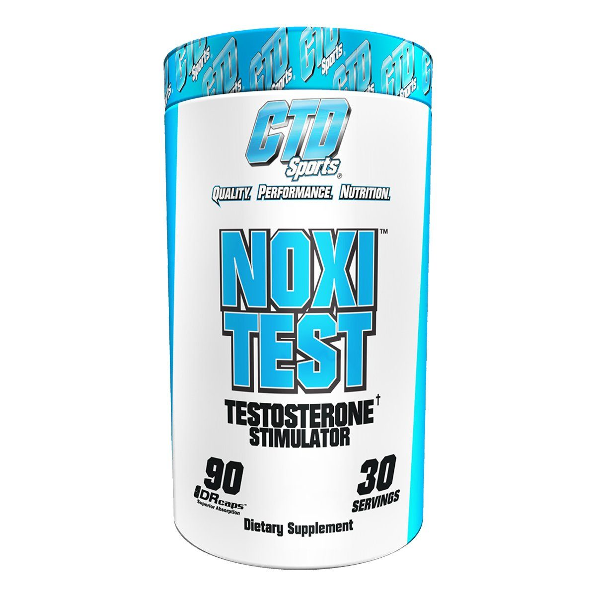 CTD Labs Noxitest 90 Caps Testosterone Boosters CTD Labs  (1058743549995)