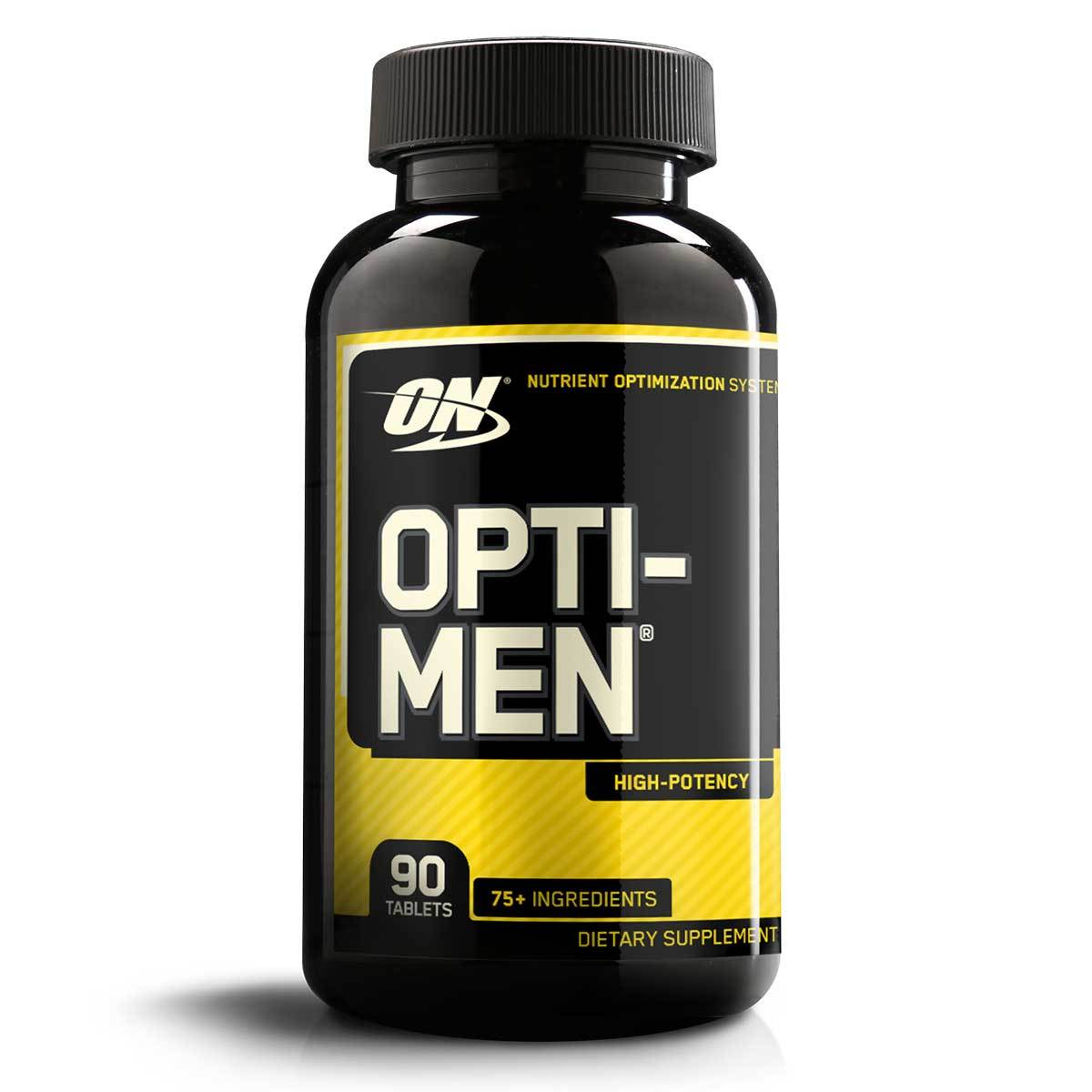 Optimum Nutrition Opti-Men 90 Tabs Sport Performance / Recovery Optimum Nutrition  (1058297774123)