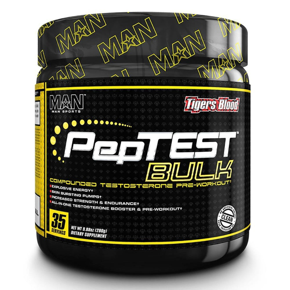 MAN PepTest Bulk 35 Servings MAN  (1059095707691)