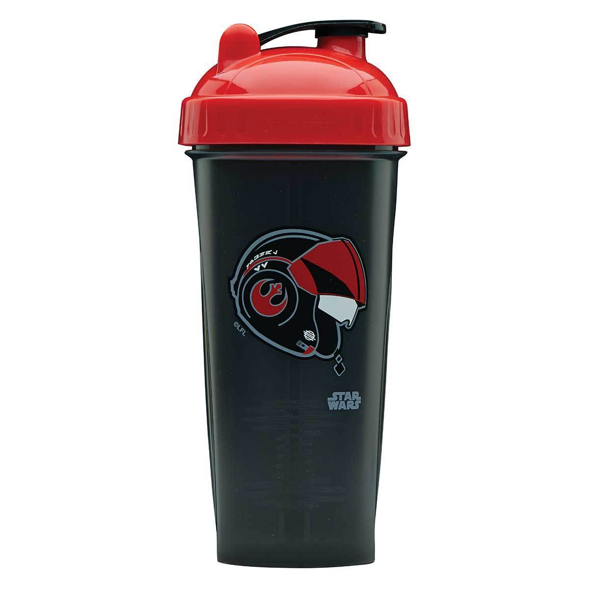 Star Wars Poe Shaker Bottle 28oz Fitness Accessories and Apparel PerfectShaker  (1059339206699)