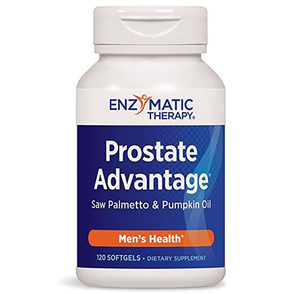 Enzymatic Therapy Prostate Advantage 120 Soft Gels Other Supplements Enzymatic Therapy  (1057921433643)