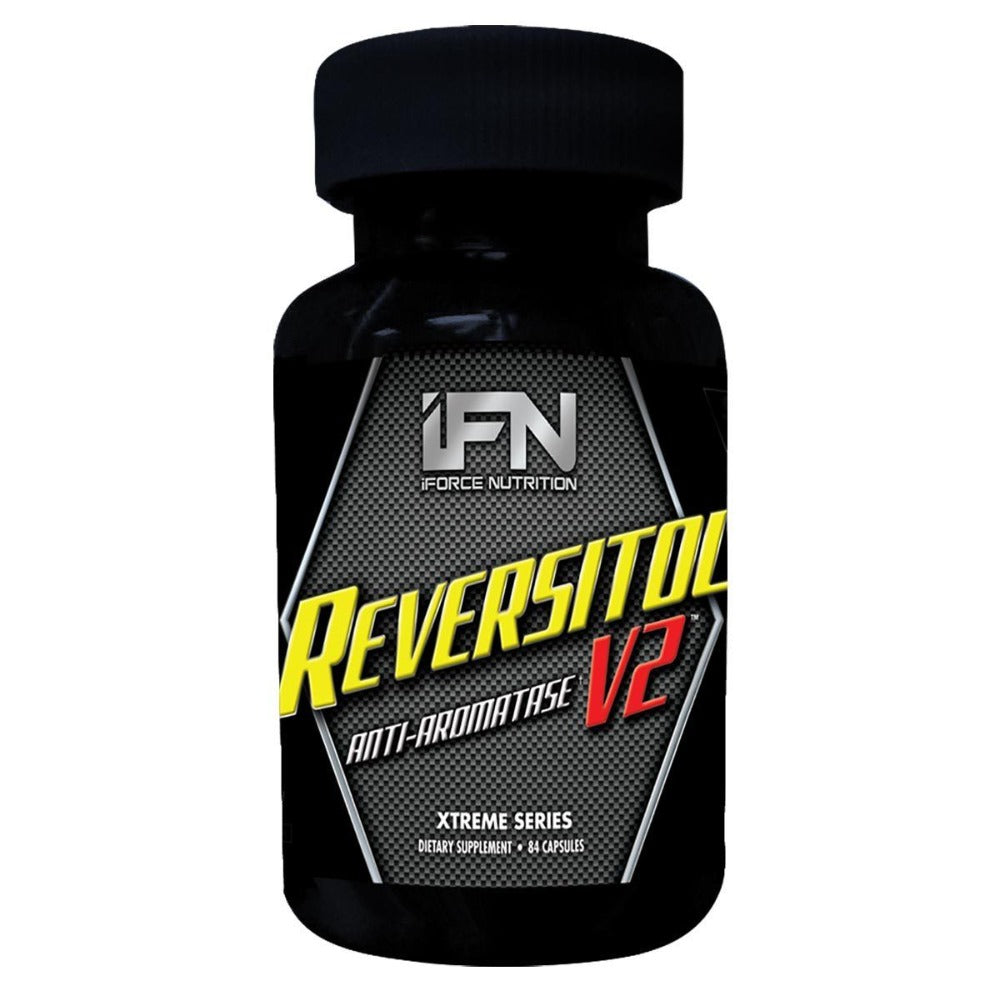 Reversitol V2 84 Caps | iFORCE Testosterone Boosters IFORCE  (1058292072491)