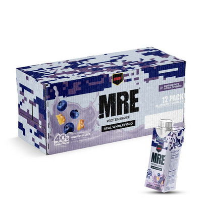 Redcon1 MRE RTD 12/Case Drinks Redcon 1 Blueberry Cobbler