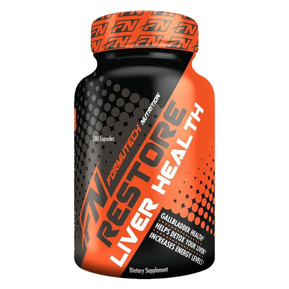 Formutech Nutrition Restore 100 Caps Other Supplements Formutech Nutrition  (1058878390315)