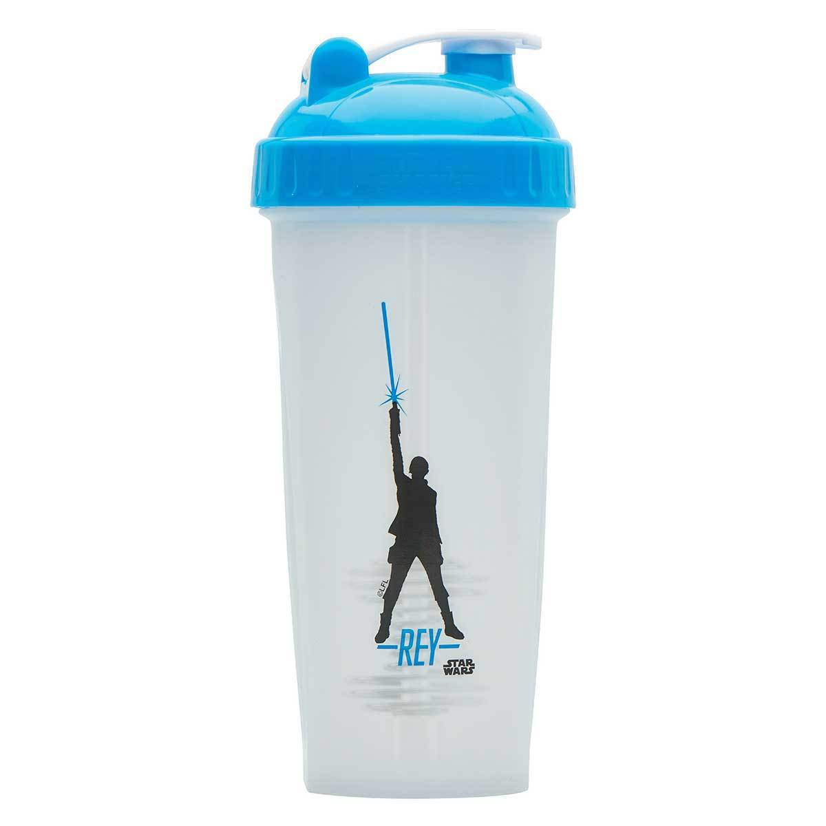 Star Wars Last Jedi Rey Shaker Bottle 28oz Fitness Accessories and Apparel PerfectShaker  (1059339501611)