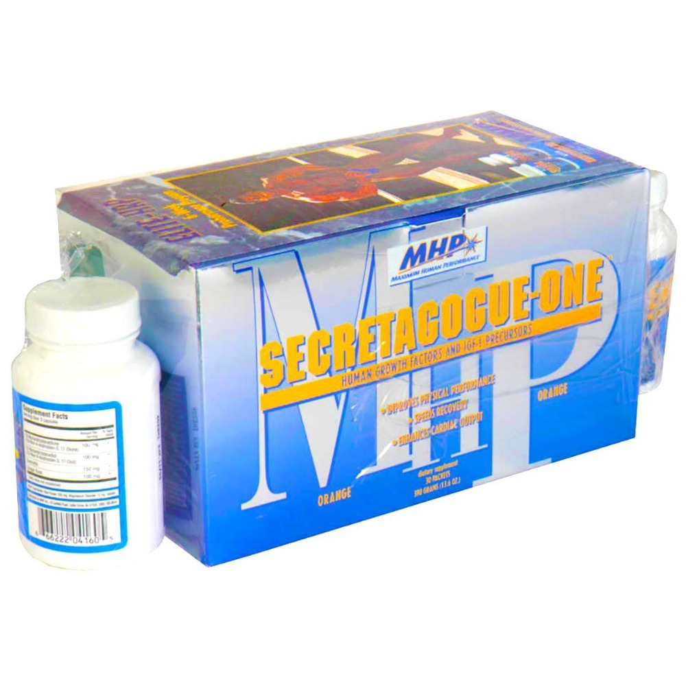 MHP Secretagogue-One 30 Pack Sport Performance / Recovery MHP  (1057943453739)