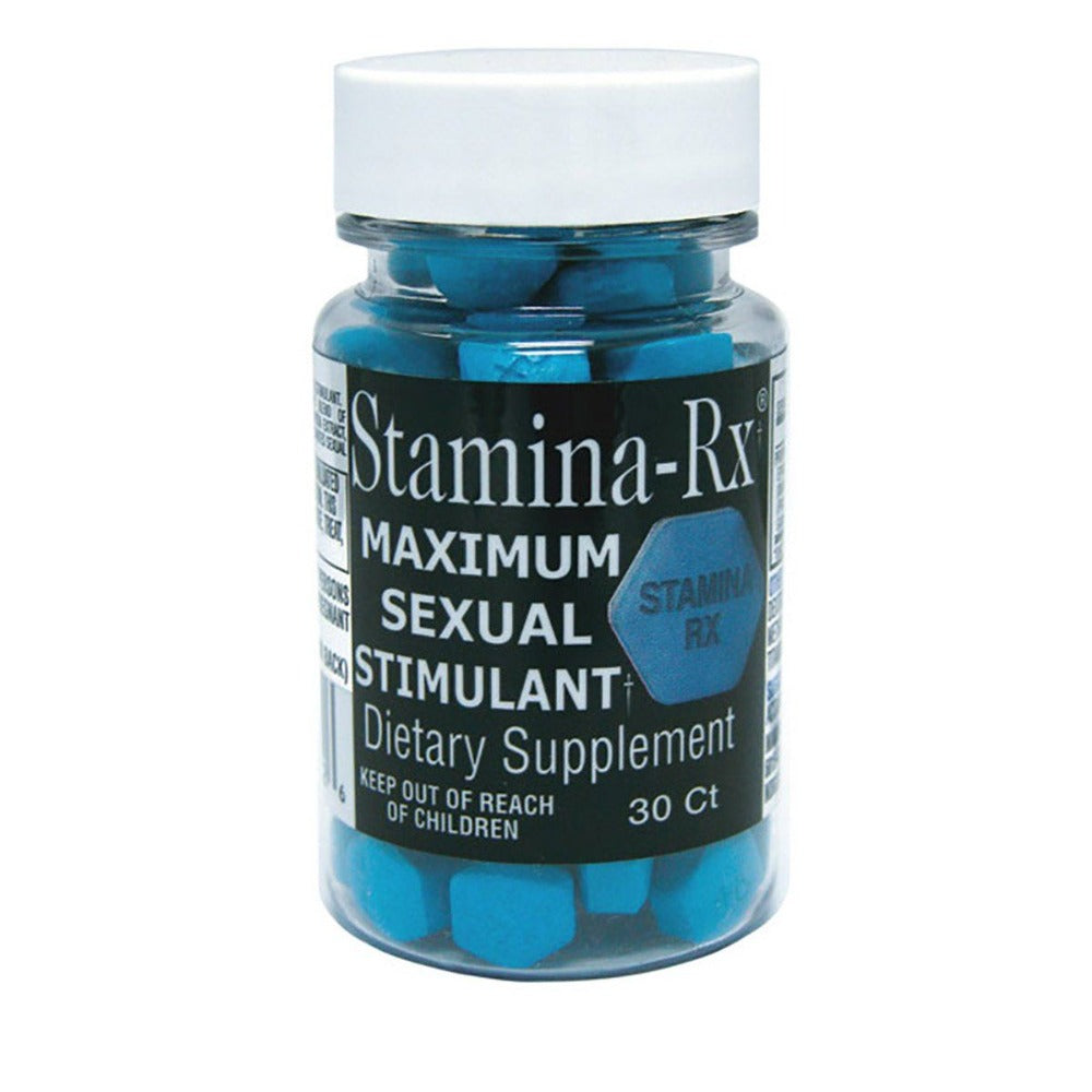 Hi-Tech Pharmaceuticals Stamina-Rx Men's 30 Tablets Sexual Support Hi-Tech Pharmaceuticals  (1059283271723)
