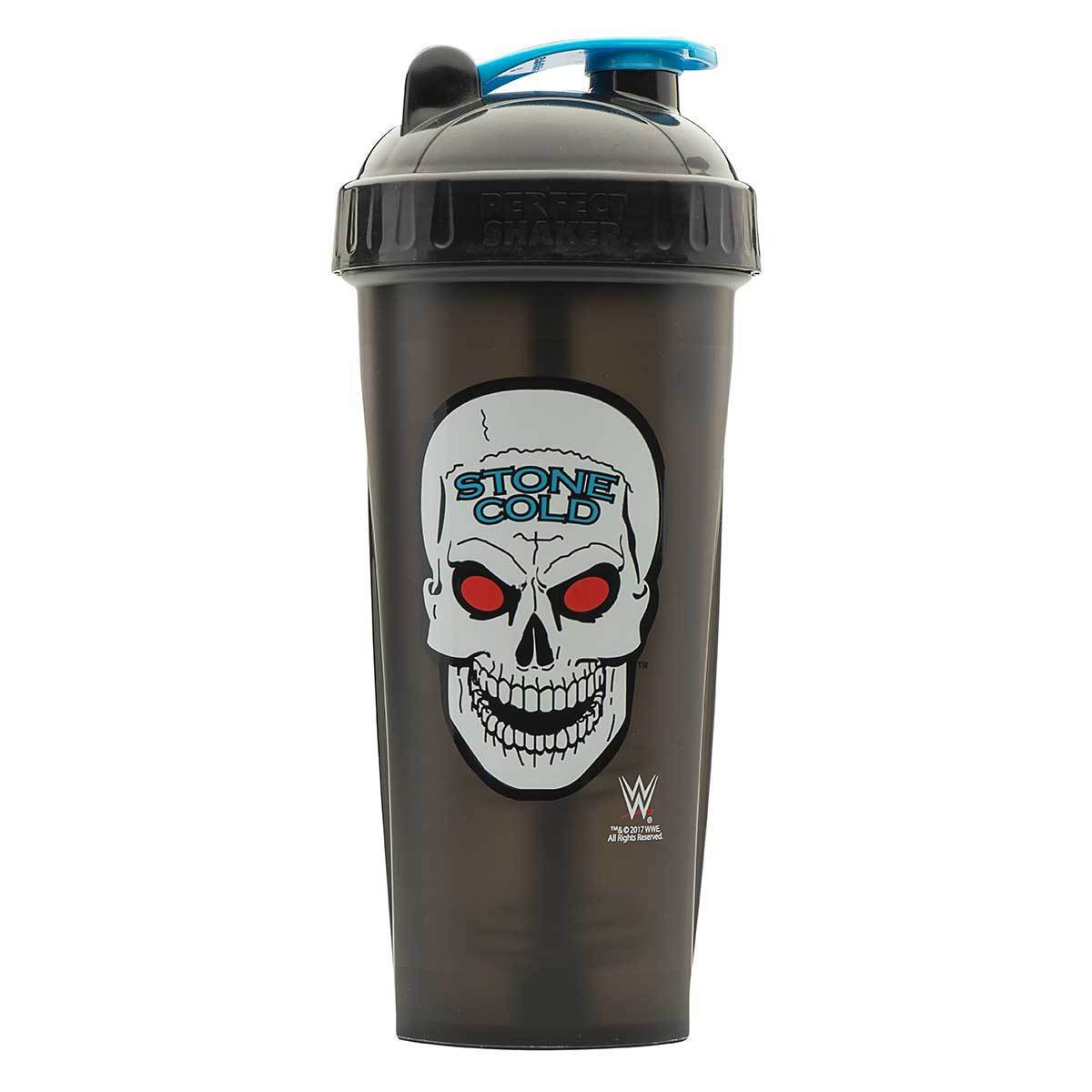 WWE Steve Austin Shaker Bottle 28oz Fitness Accessories and Apparel PerfectShaker  (1059299557419)