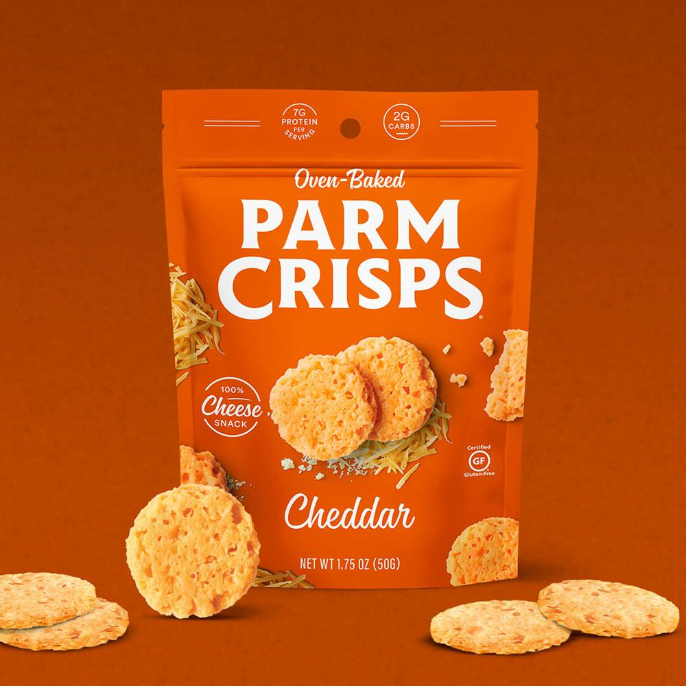 That's How We Roll Parm Crisps 6/Box Foods Juices That's How We Roll Cheddar  (4362735976513)