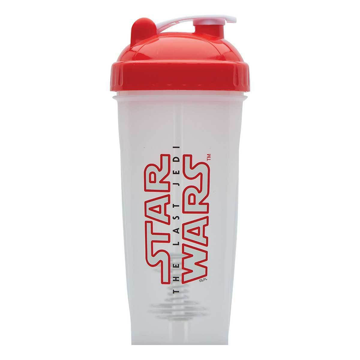 Star Wars Series White Shaker Bottle 28oz Fitness Accessories and Apparel PerfectShaker  (1059339599915)