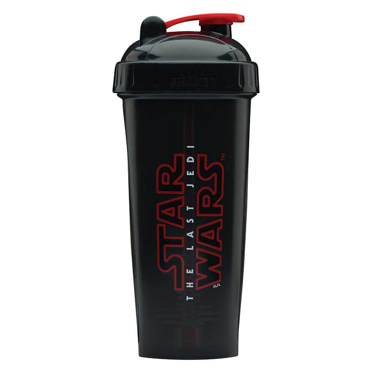 Star Wars Series Black Shaker Bottle 28oz Fitness Accessories and Apparel PerfectShaker  (1059338518571)