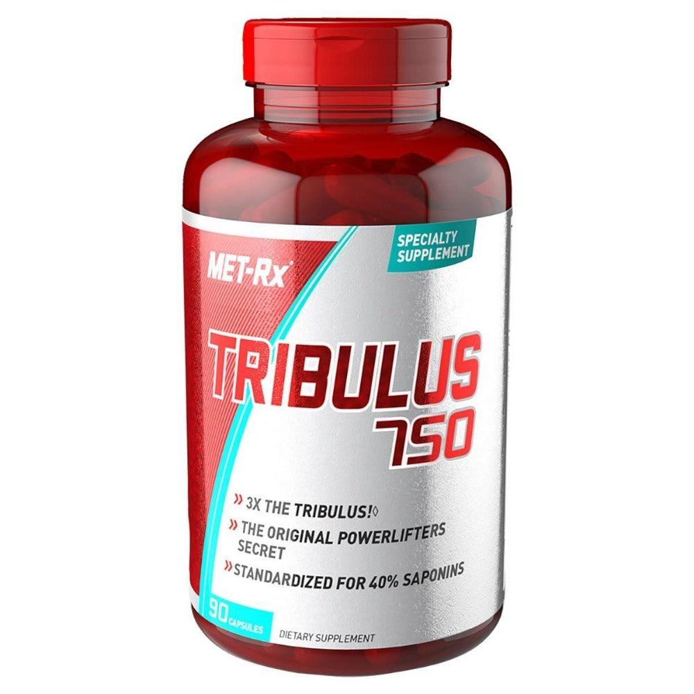 Met-Rx Tribulus 750 90 Capsules Sports Performance & - Recovery Met-Rx  (1460143226923)